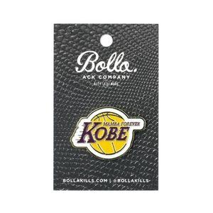 Mamba Forever Kobe Bryant Tribute Pin